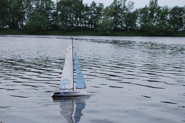 """Segeljacht """"Poseidon 650"""" Eigner: Andreas Brunken"""