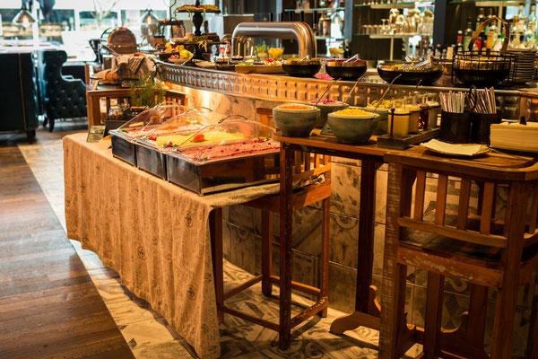 Cafe Leonardo© - Frühstücks-Buffet / Breakfast-Buffet