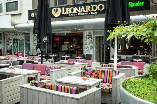 Cafe Leonardo© Mülheim - Location Außen by Tom Radziwill - Fotografie