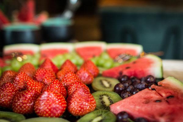 Cafe Leonardo© - Frische Früchte für einen guten Start in Deinen Tag