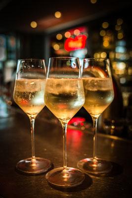 Cafe Leonardo© - Stauder Bier vom Fass, Gin, Scotch, Wein & Secco