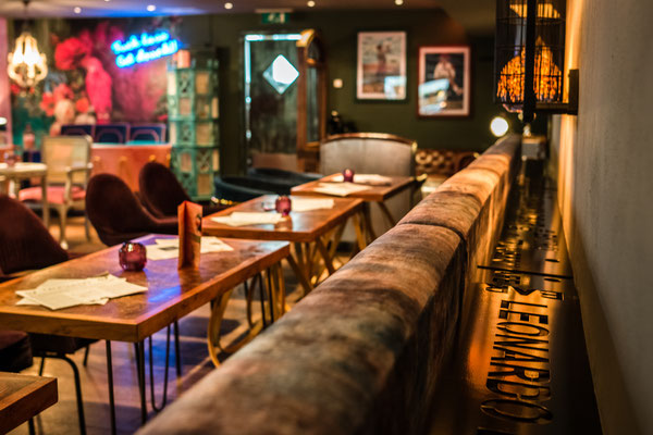 Cafe Leonardo© Mülheim - Location Innen by Tom Radziwill - Fotografie