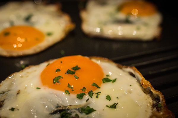 Cafe Leonardo© - Spiegelei, Rührei oder das gekochte Ei, ganz so wie Du es liebst