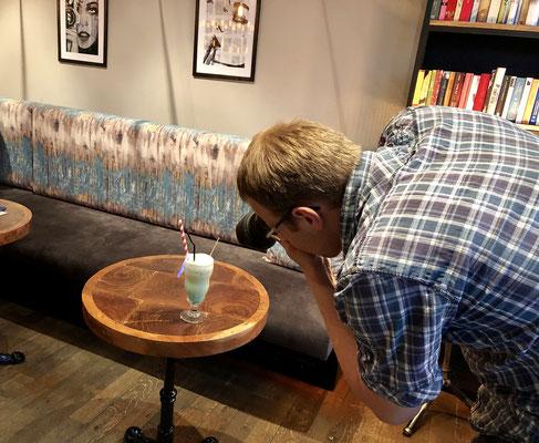 Cafe Leonardo© - Making of Photos / Tom Radziwill - Fotografie