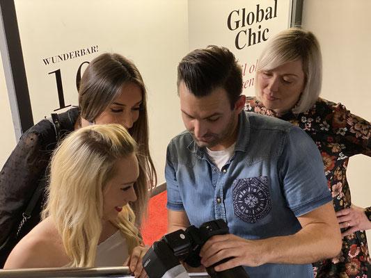 Cafe Leonardo© - Making Off Modelshooting (10/2019)