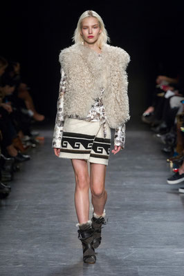 Isabel Marant. F/W 14. by GPS Fashion Radar.