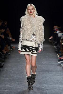 Isabel Marant. F/W 14. by GPS Fashion Radar.