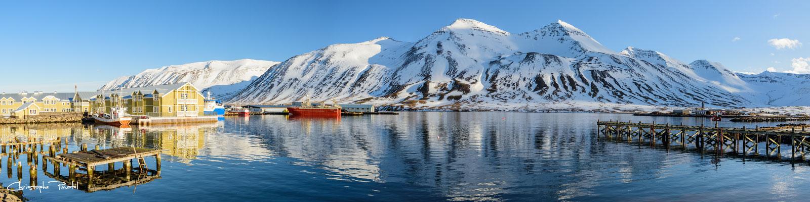 Photo 23 - Ouverture sur l'océan arctique