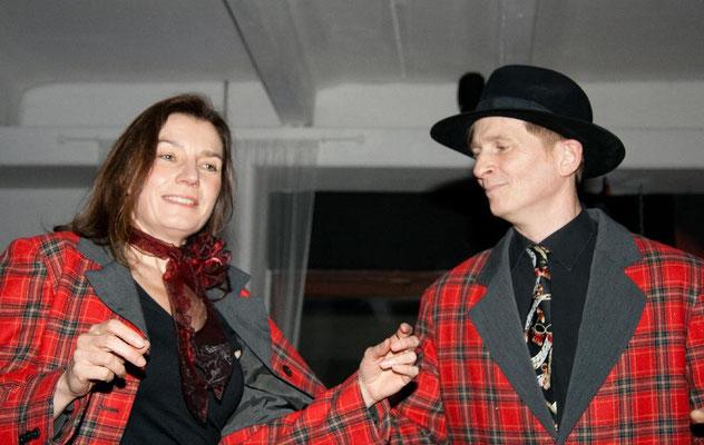 Ulrike und Bernd aus Überlingen