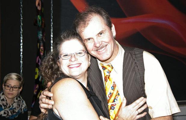 Marianne und Jochen vom Tonwerk Schaffhausen