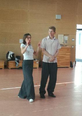 Unsere Trainer Bernd und Ulrike Zoller aus Überlingen