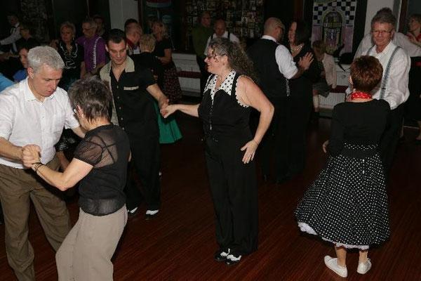 Da tanzt auch Marianne