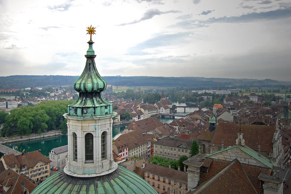Stadt Solothurn 2000 Jahre - die Römer waren schon da! Im Wasseramt die Pfhalbauer und Kelten