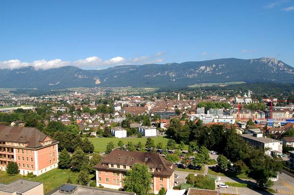 Region Solothurn Tourismus Hotel online buchen
