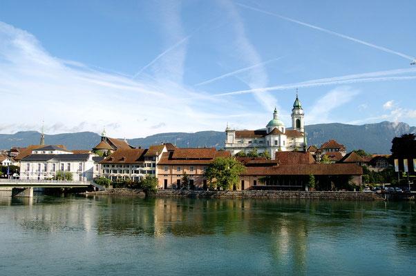Region Solothurn Tourismus - Mieten Sie Ihr ebike in Biberist günstiger und mit Pannennotrufnummer gratis