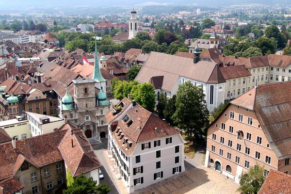 Hotel für einen Urlaub Schweiz im zentralen Mittelland - Beratung