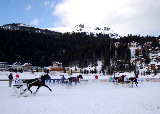 Pferderennen Arosa - das war einmal!