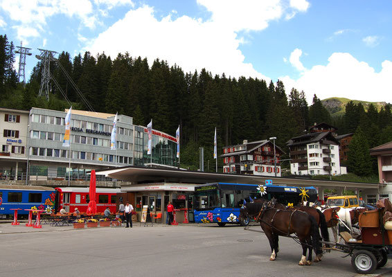 Wandern Graubünden