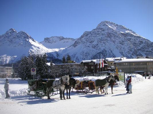 Feienwohnungen Graubünden
