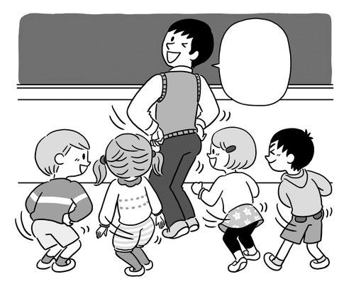 【雑誌/2020】「教育技術小一小二」(小学館)本文記事イラスト