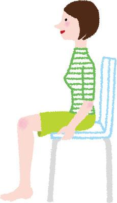【ムック/2014】「今度こそおなかを凹ます!けんコン!体操」(主婦の友社)本文イラスト