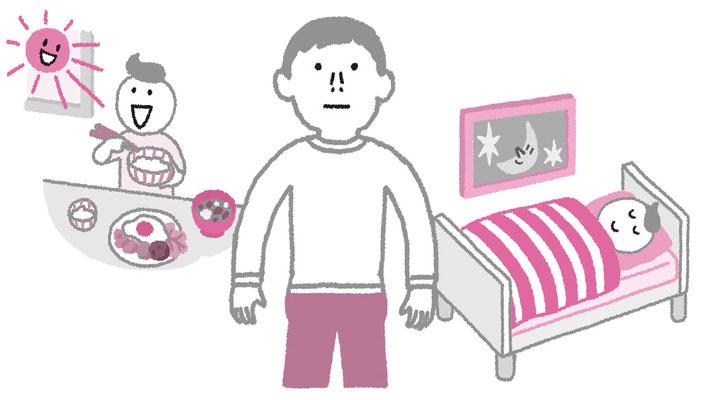 【書籍/2019】「50歳からの若返る食べ方」」(KADOKAWA)本文イラスト