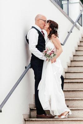 frisch verheiratet in Lüneburg
