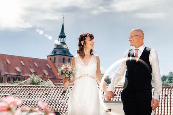 Hochzeitsfeier im Wyndberg Hotel Lüneburg