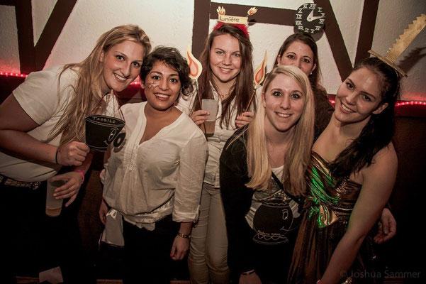 CHU Düsseldorf 2015 - Thema : Die Schöne und das Biest