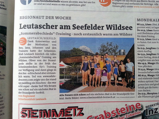 Bezirksblätter vom 2-9-2015
