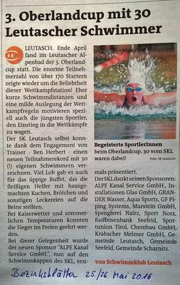 Bezirksblätter 25-26 Mai 2016