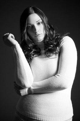 Model: Silvana Denker, Photographer: Uwe Hof