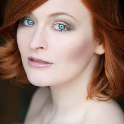 Model: Yvonne Sicking, Photographer: Silvana Denker