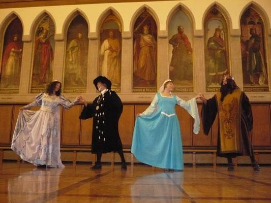Tanz unter Kaisern