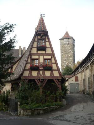 Mittelalterstadt pur