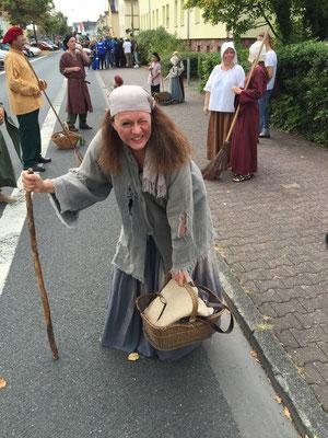 Kräuterweib Sibylle