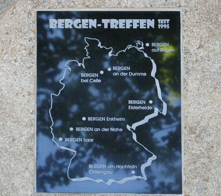 Das Bergen-Treffen findet alle zwei Jahre statt. Dieses Mal in Bergen-Celle....