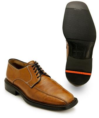 LLOYD Schuh mit Lederboden und zusätzlicher Gummisohle