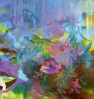 Andrea_Hildebrandt - Kuenstlerin - Malerei