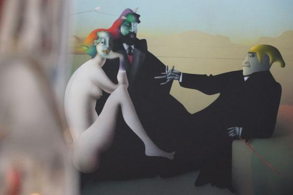 Paul Wunderlich - Neosurrealismus - Fotografie - Doreen Malinka