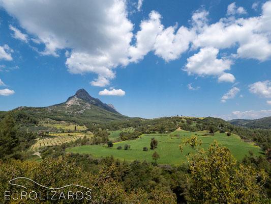 Santomeri mountain