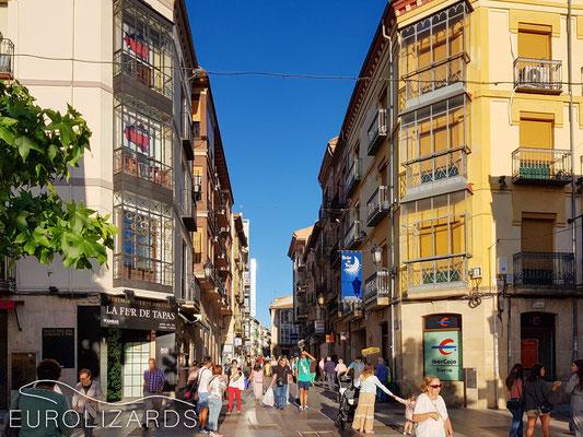 Soria city center