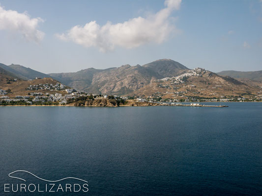 Stop-over at Sifnos