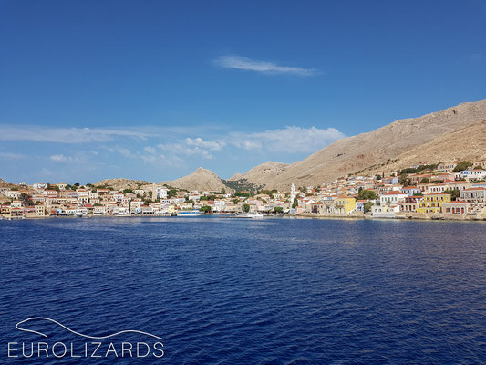 Journey to Nysiros: stop-over at the karstified island of Chalki…