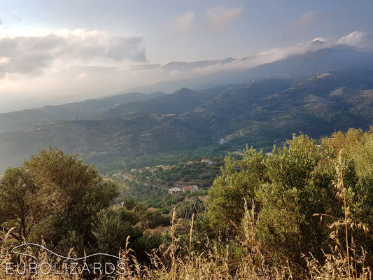 Morning in Central Ikaria
