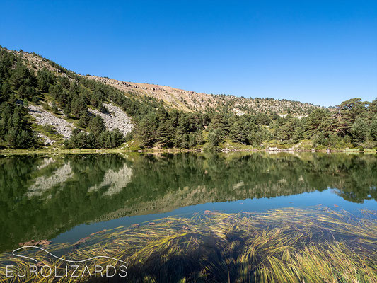 Lagunas De Neila, another area with beautiful glacial lakes, which are located in the Burgos Province.