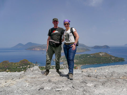 Hobby-volcanologists
