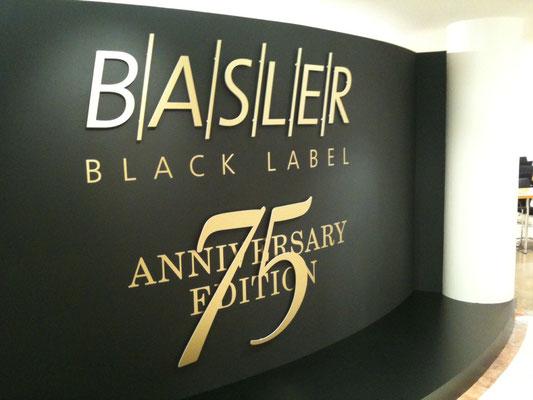 basler showroom einbau