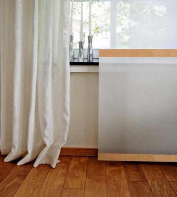 Flächenvorhang und Vorhang von mhz