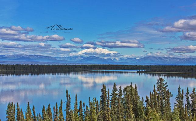 Bild: Mount St.Elias, Alaksa